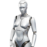 Female Cyborg