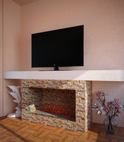 fireplace design max