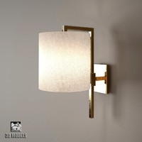 free springfield downlight sconce 3d mol