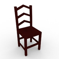 max wood chair