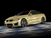 BMW M4 coupe concept STD MAT