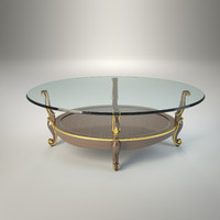 3d table volpi model