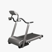 fitness mat 3d model