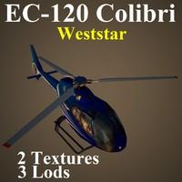 eurocopter waa 3d x