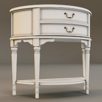 3ds max laura ashley console
