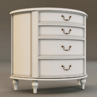 laura ashley chest 3d 3ds