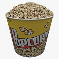 Popcorn Bowl 3