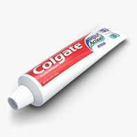 Tube With Toothpaste 4