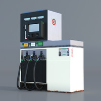 maya gas gasoline pump