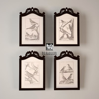 prints photoframes 3d model