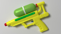 water pistol 3d 3ds