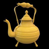 Vitorian Teapot