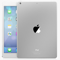 3d apple ipad air model