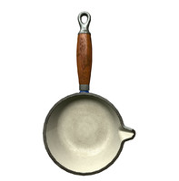 Enamel Cast Iron Pan 14