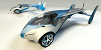 3d flying aeromobil 3 0