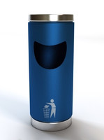 trash recycle bin 2 3d model