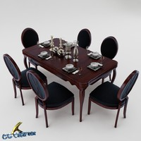 maya dining table set