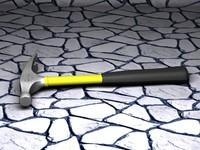 3d stanley hammer model