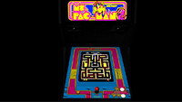 Ms Pac-Man Arcade Game Machine