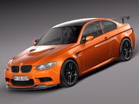 3d model 2010 2011 car sport