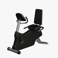 exercise bike model