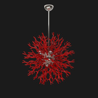 diallo large chandelier max