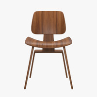 vitra dcw 3d 3ds