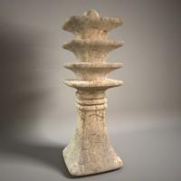 cinema4d stone column