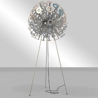 3d model moooi dandelion floor