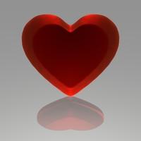 x heart