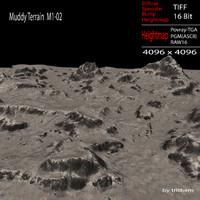 maya muddy terrain m1-02
