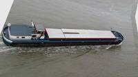 3d dry cargo ship