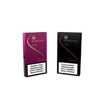 sobranie cigarette boxes 3d model