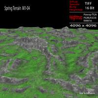3d spring terrain m1-04