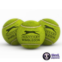 Tennis Ball Slazenger
