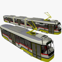 Trams VarioLF + VarioLF3