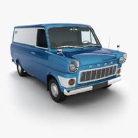 Ford Transit Mk1 1965-1978