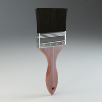 3d max paint brush