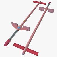maya pogo stick