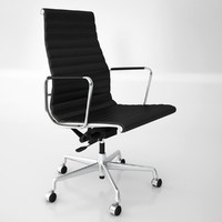 vitra office chair fbx