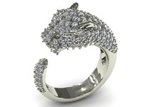 Cartier Tigher Ring