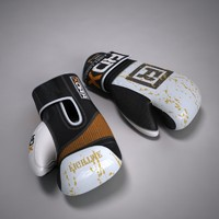 3d model boxing gloves