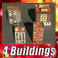 3d building 45-48 collections