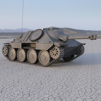 max hetzer german tank