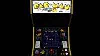 Pac-Man Arcade Game Machine