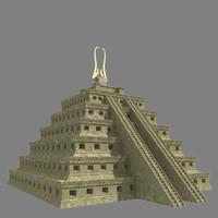 Inca / Aztek temple