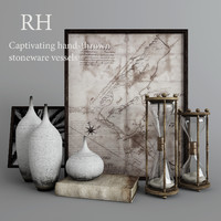 3d decor restoration hardware model