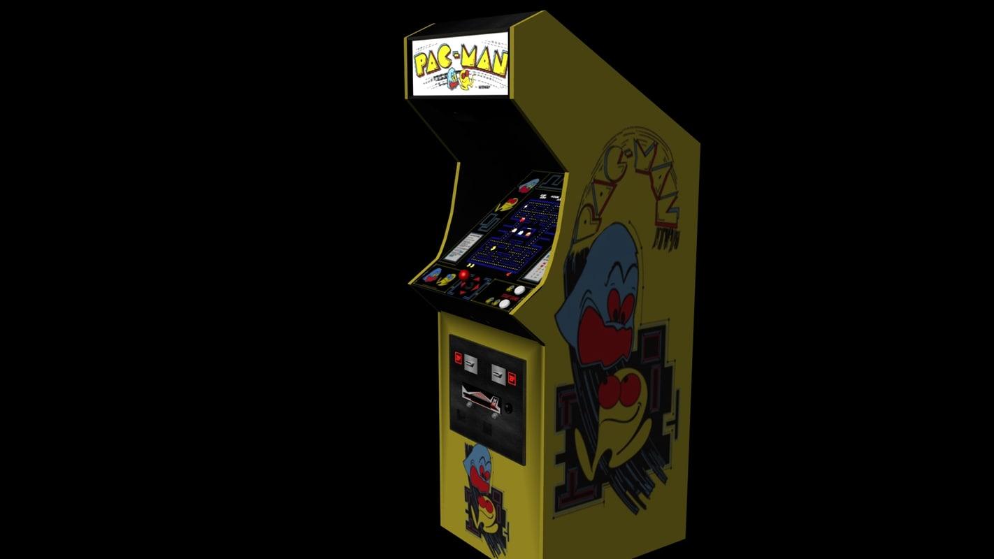 original pac machine