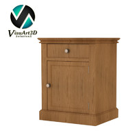 furniture 1 Archie Bedside Cabinet