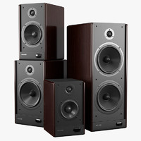 microlab solo series speakers 3ds